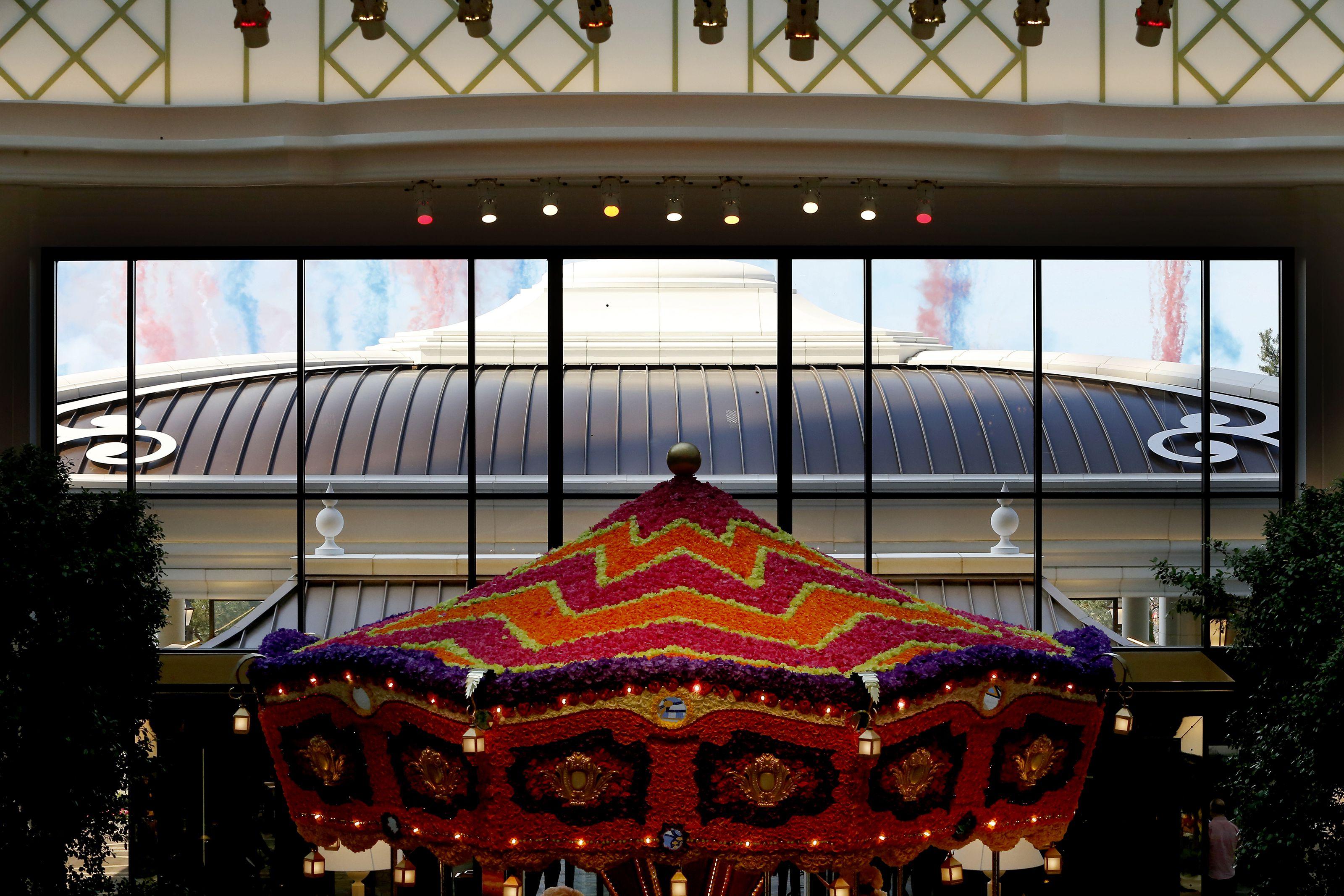 Photos: Inside Everett's Encore Boston Harbor casino on