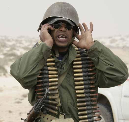 With a Massive Hardware Hack, Libyan Rebels Hijack Disabled