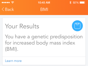 Boston fitness firm wants to add DNA to your diet - The Boston Globe