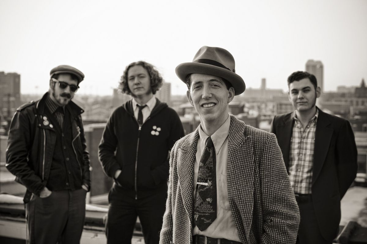Pokey Lafarge Breathes New Life Into Old Sounds The Boston Globe