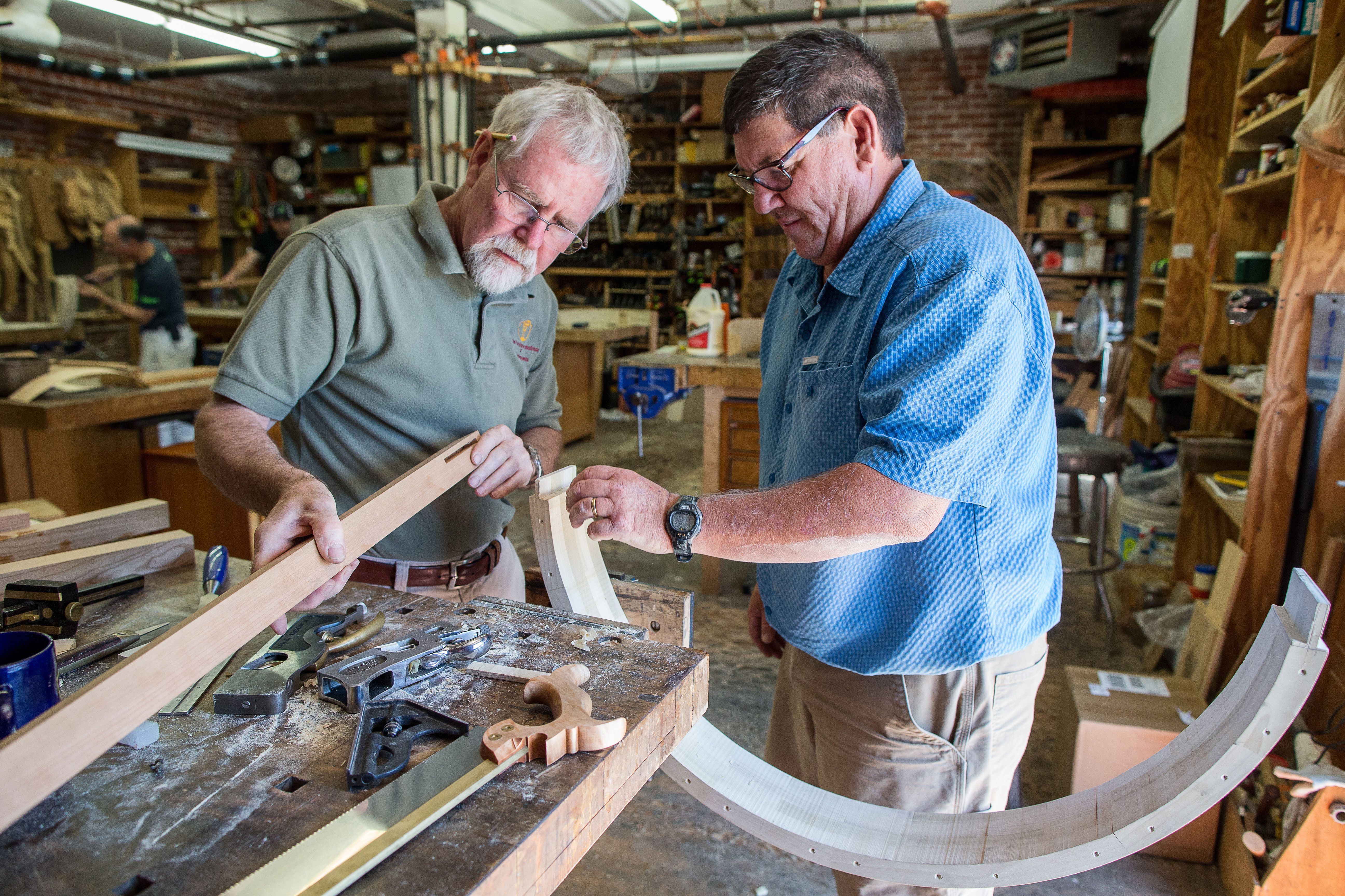 Beverly Shop A Woodworking Mecca The Boston Globe