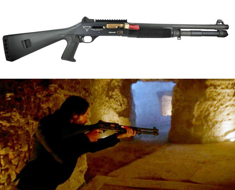 The Guns Of