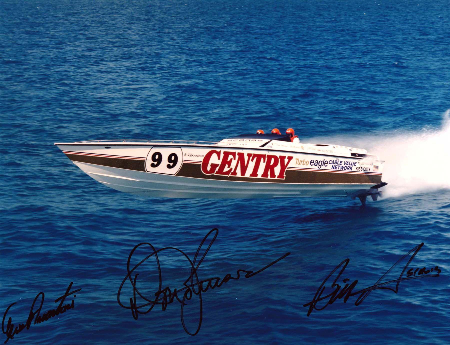 50 Years of Racing MerCruisers — Origin of the Six Drive | Boating