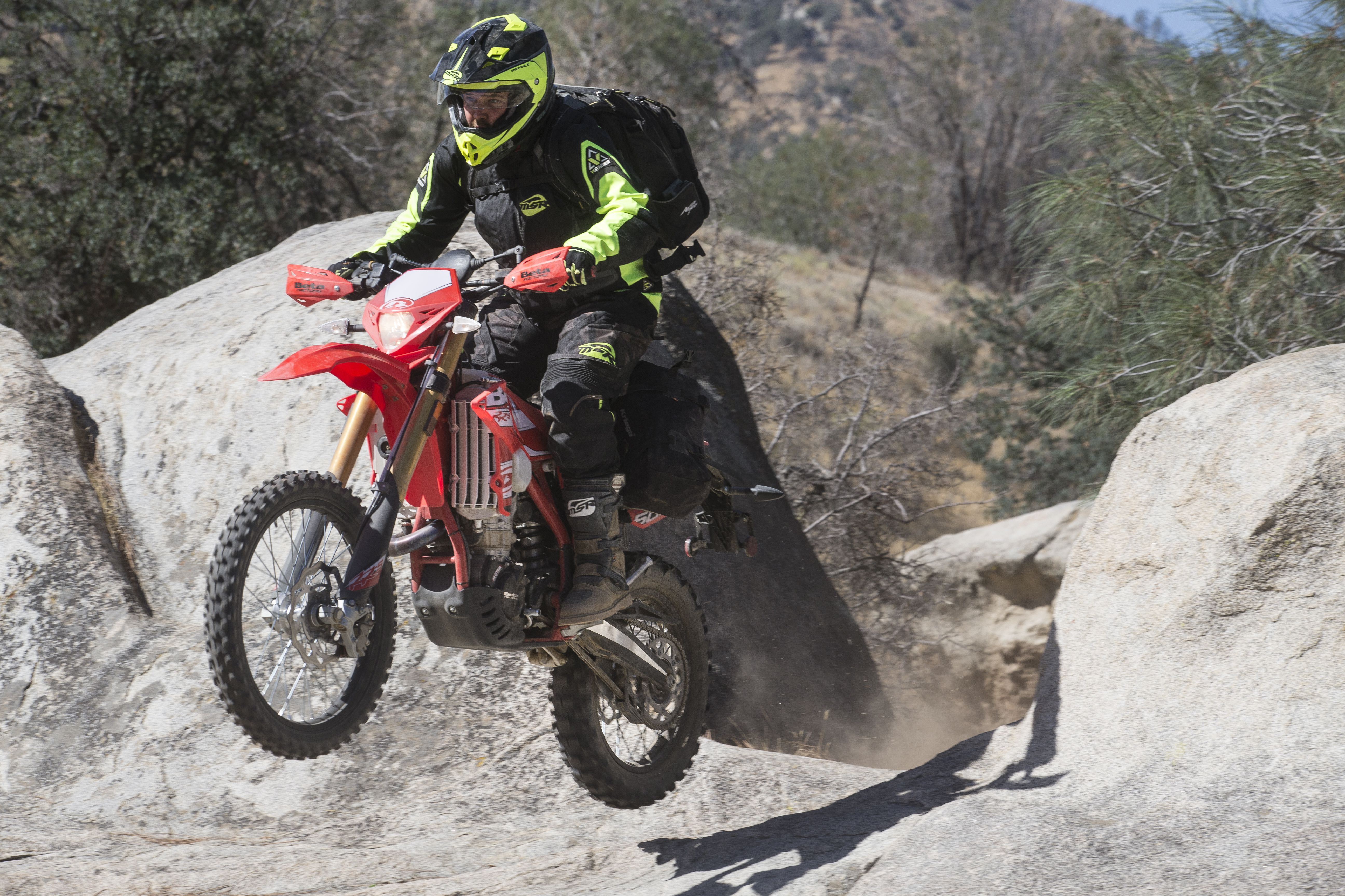 Road Out Dirt Back | Dirt Rider