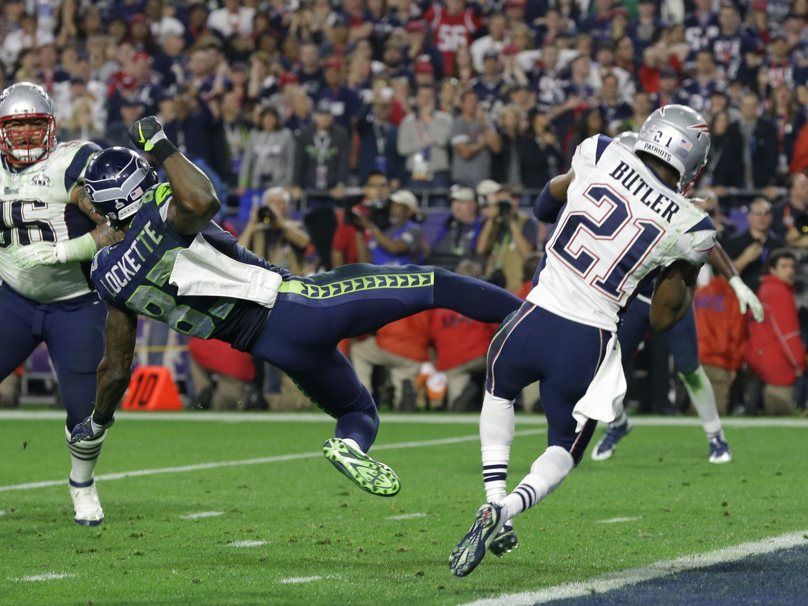 Unknown Malcolm Butler becomes Super Bowl hero for Patriots - The ...