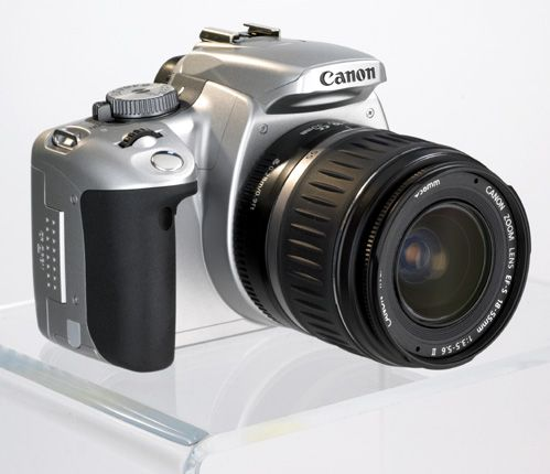 Camera Test: Canon EOS Digital Rebel XTi (400D) | Popular
