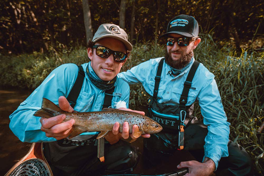 Fishing the Driftless Area: The Best Kept Secret in the