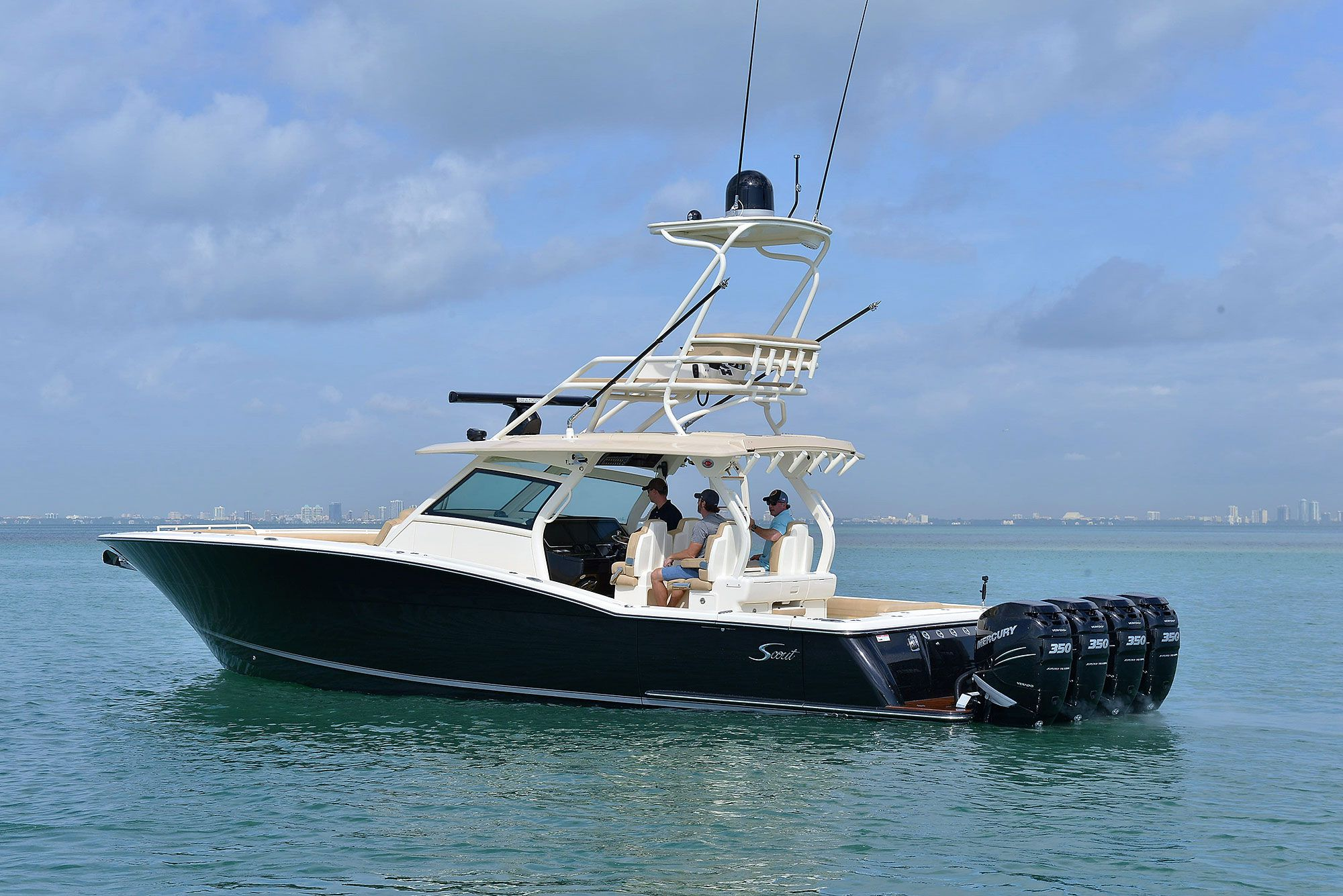Best Saltwater Fishing Boats Offshore Fishing Boats Sport