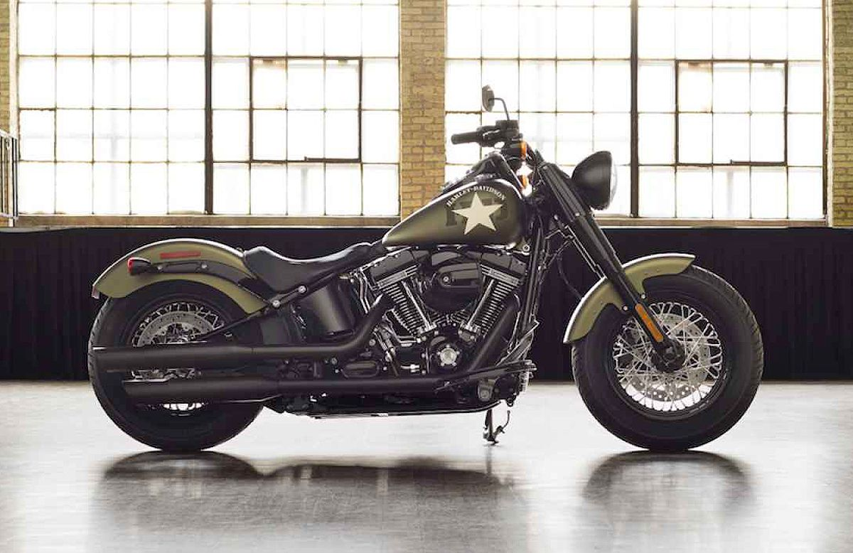 New 2016 Harley Softails Get Screamin Eagle Power Motorcyclist