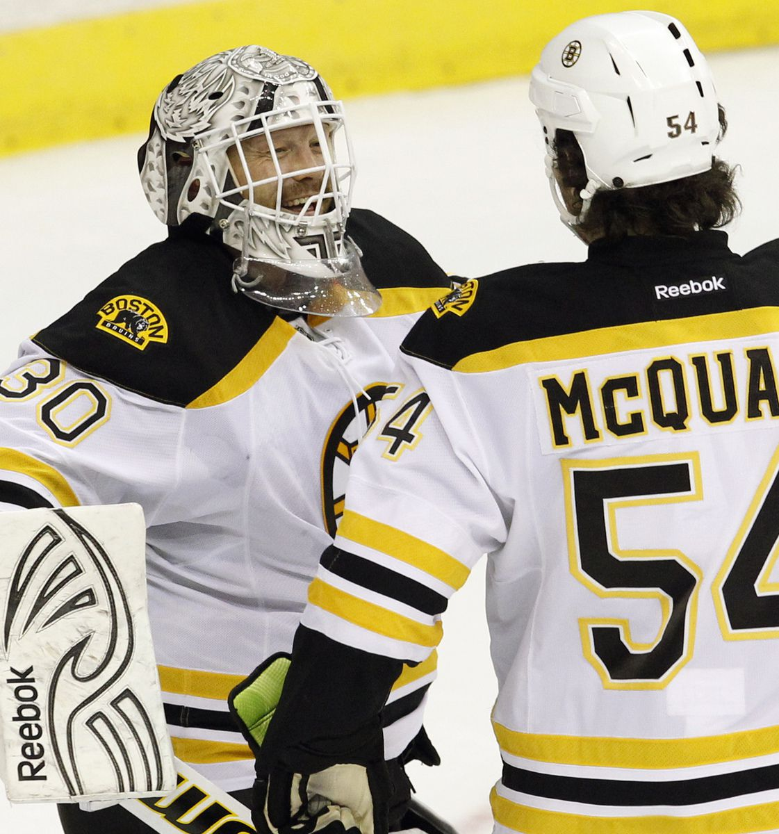 Bruins' defensive approach paying off - The Boston Globe