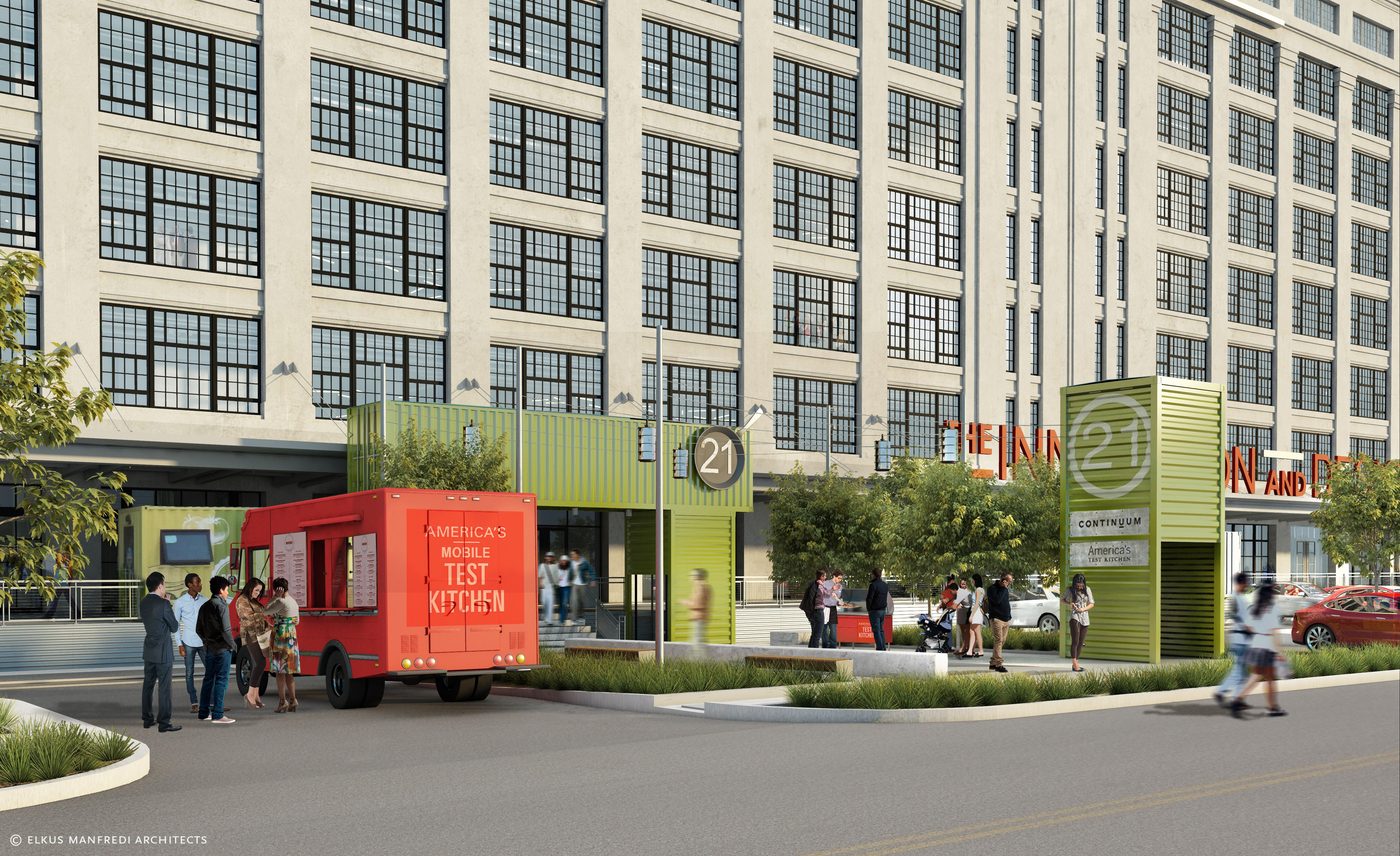 America S Test Kitchen To Double Space With Move To Seaport The Boston Globe