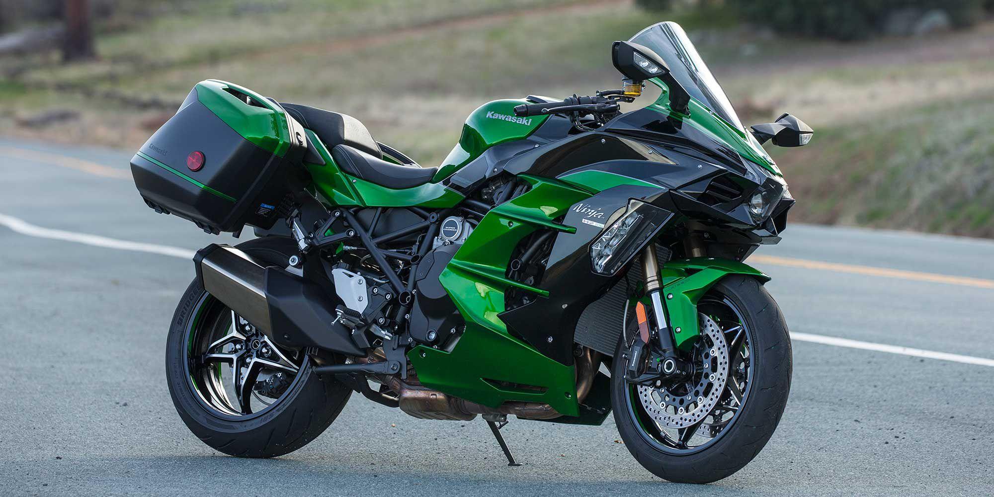 2018 Kawasaki H2 Sx Se Favorites And Fails Motorcyclist