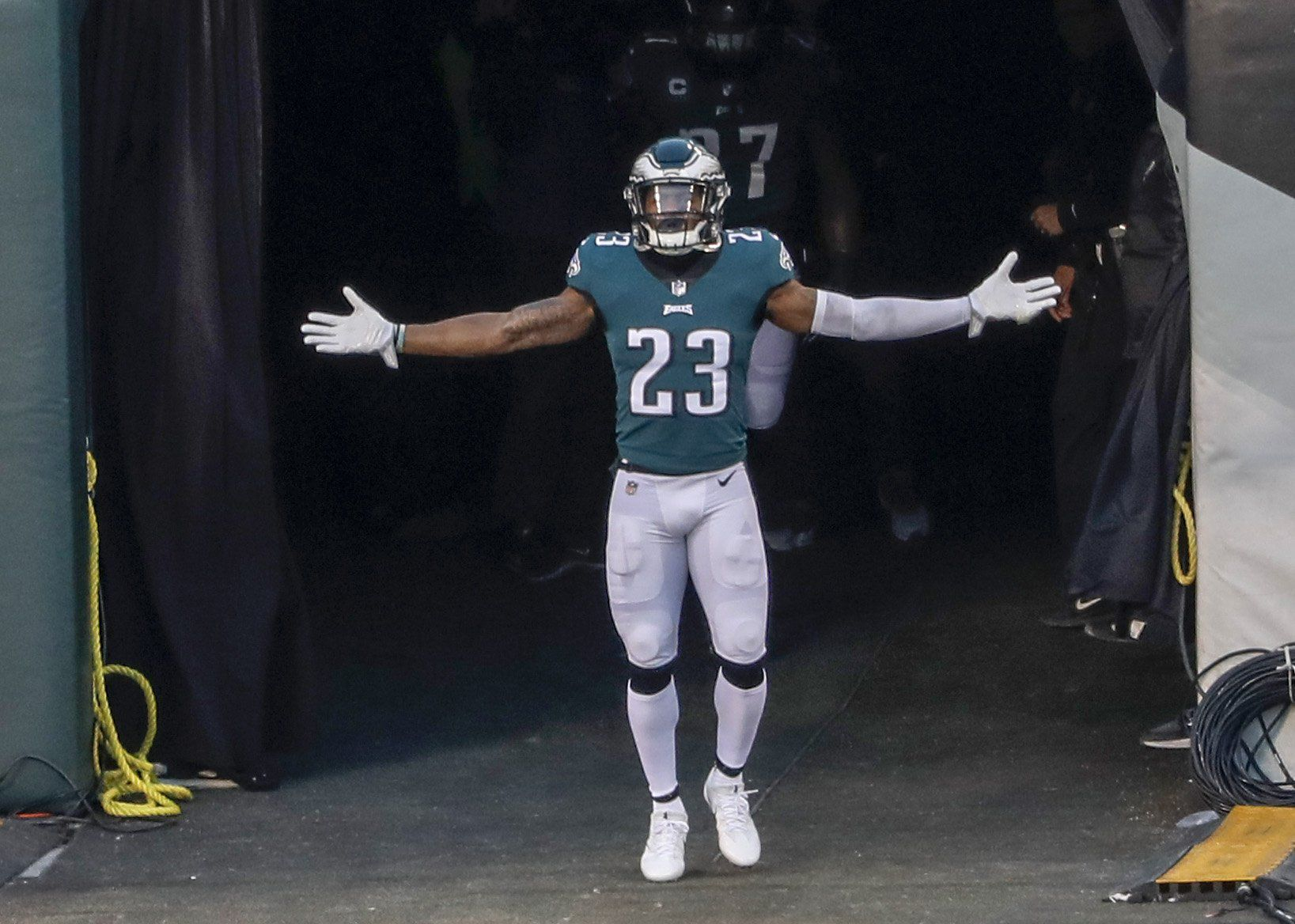 Eagles' Rodney McLeod agrees to restructured contract | How will ...