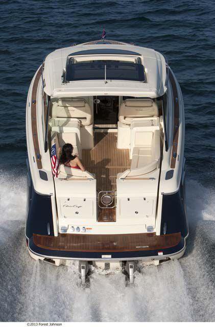 On Board: Chris-Craft Corsair 36 | Yachting