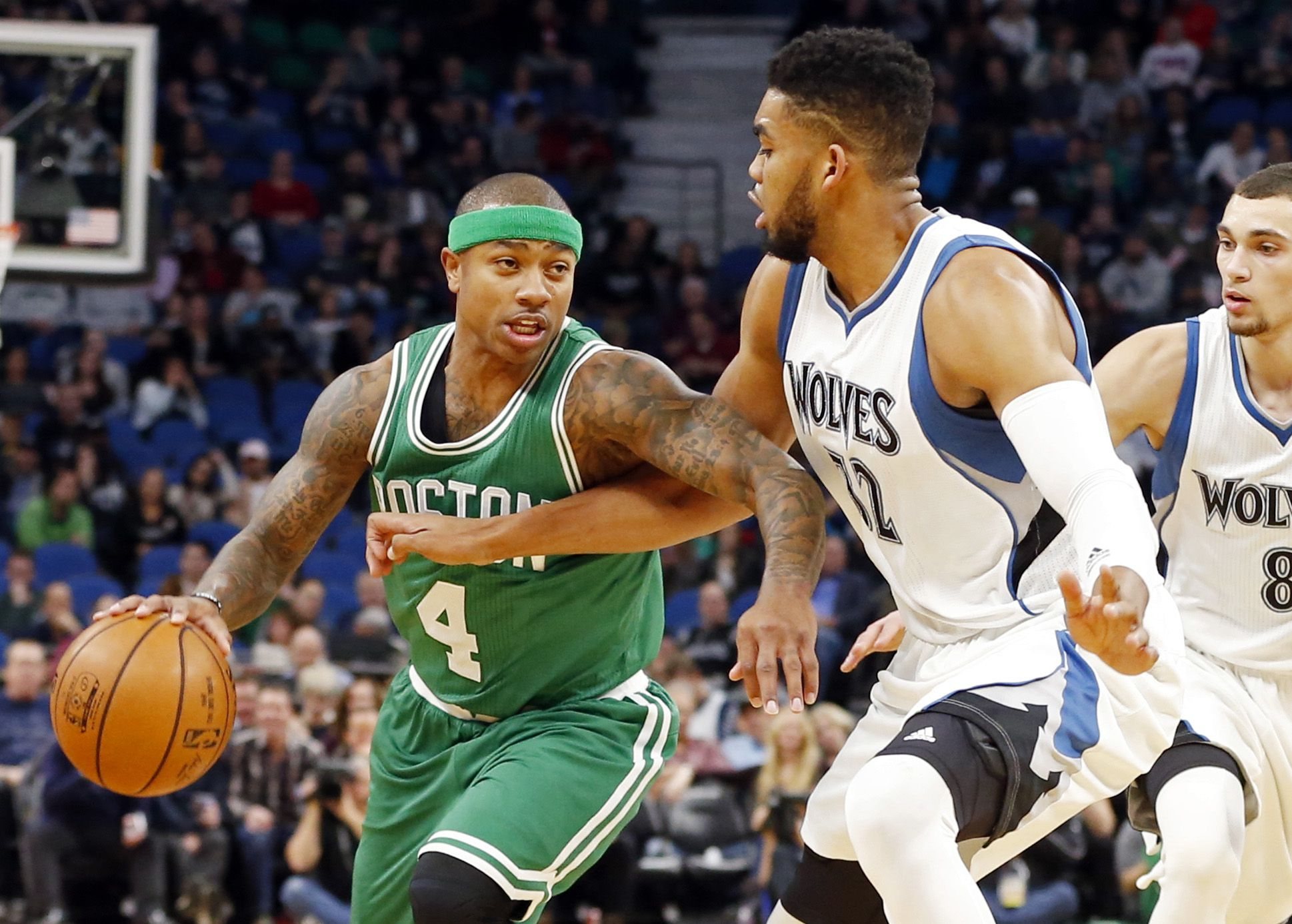 Karl Anthony Towns Calls Al Horford A Mentor The Boston Globe