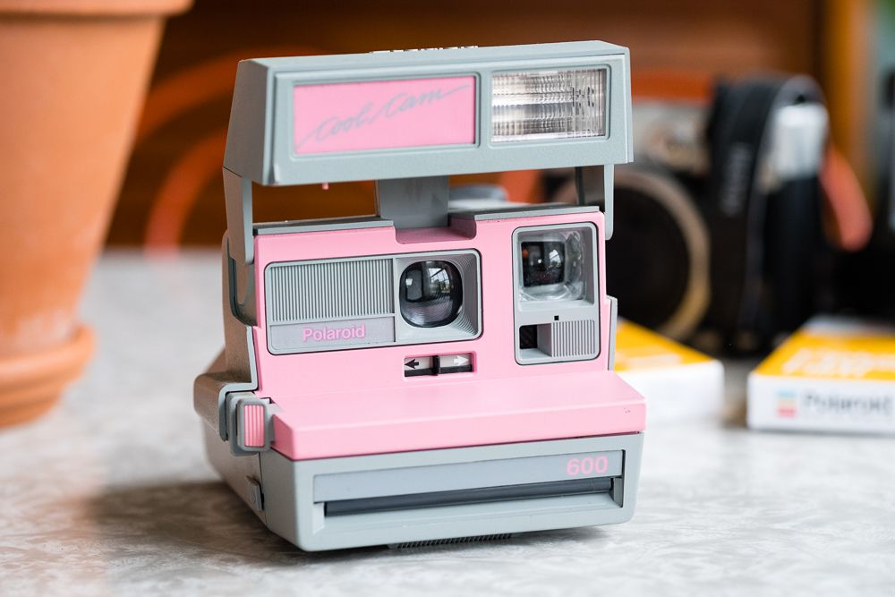 You should buy an instant film camera—here's how | Popular