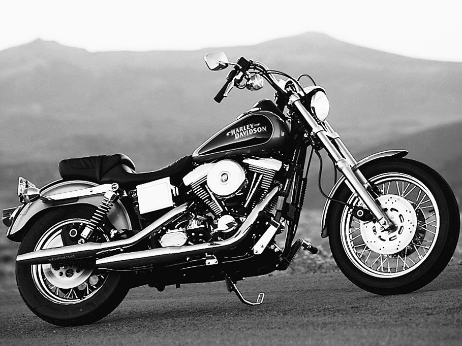 Big Twin Rumble: Harley-Davidson FXDL Dyna Low Rider | Motorcycle