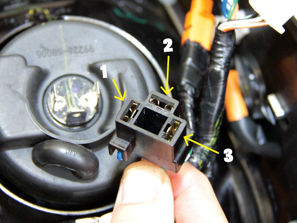 QUESTION: Why Does My Headlight Dim As RPMs Drop? | Motorcyclist