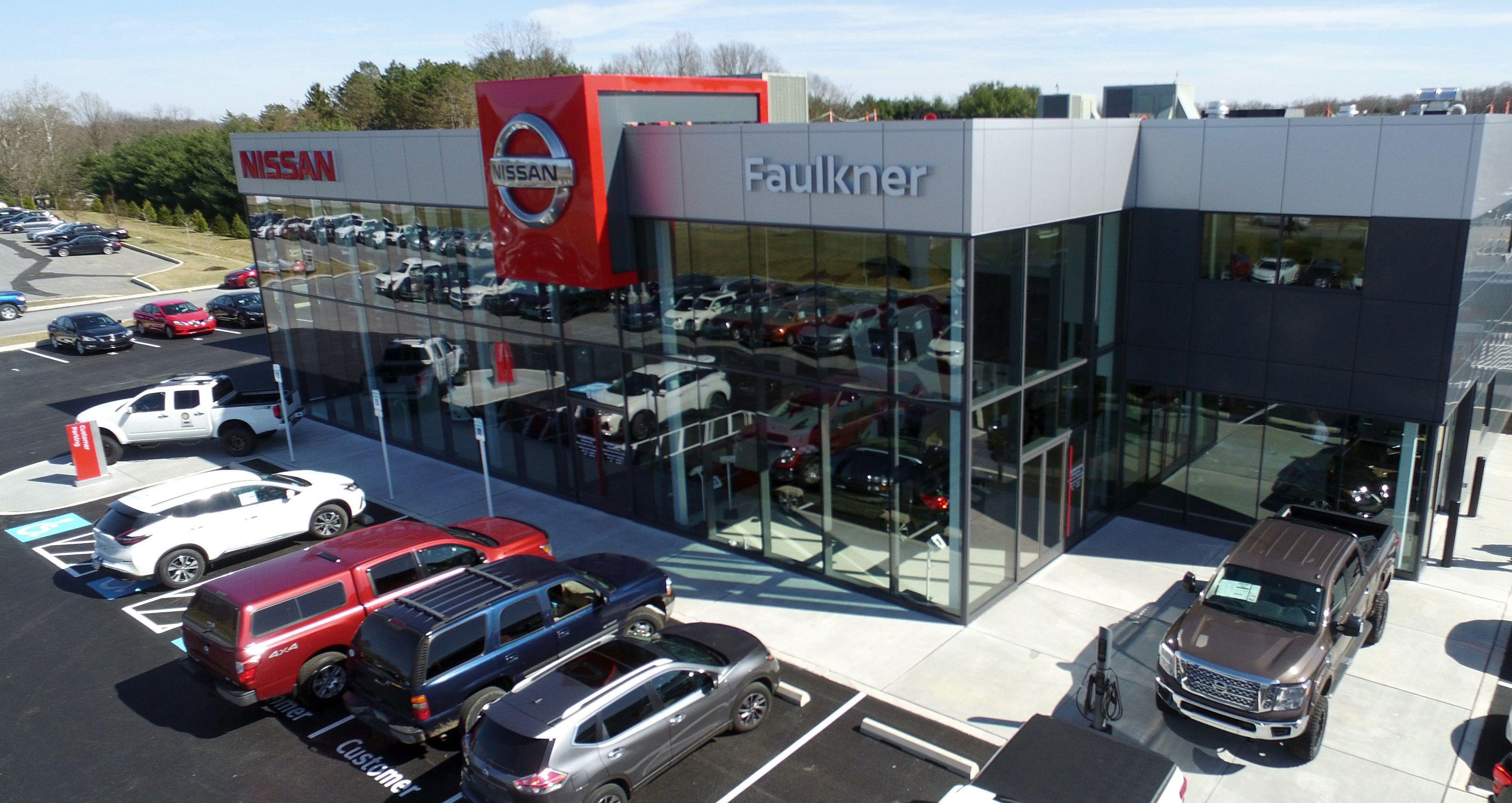 Faulkner Nissan Harrisburg >> Central Pa Car Dealership Opens New Facility Pennlive Com