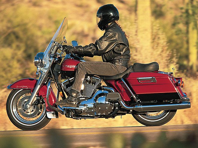 Breaking Away With The 1999 Harley-Davidson Road King | Motorcycle