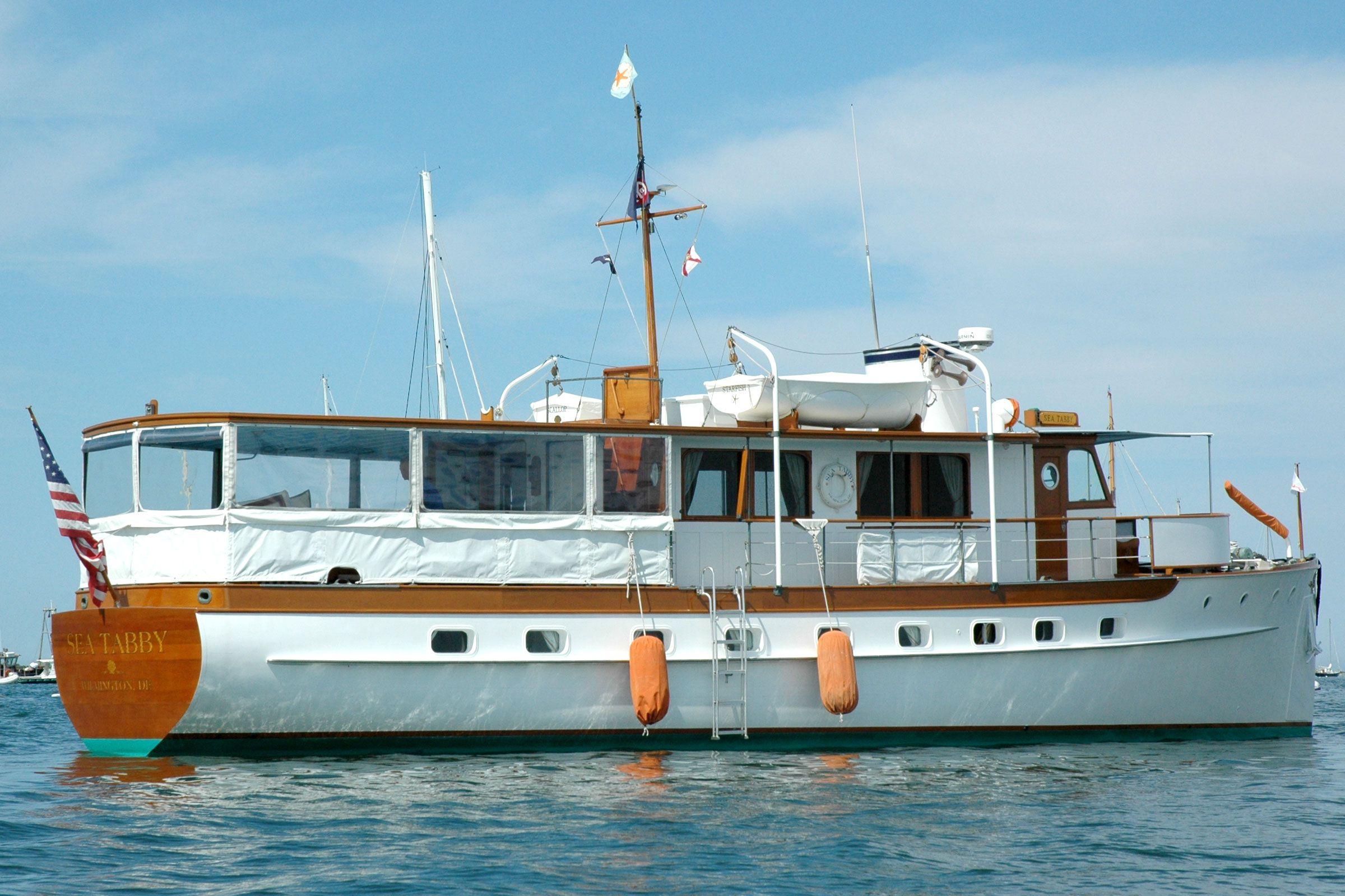 Yacht Spotting: Nantucket Island | Yachting