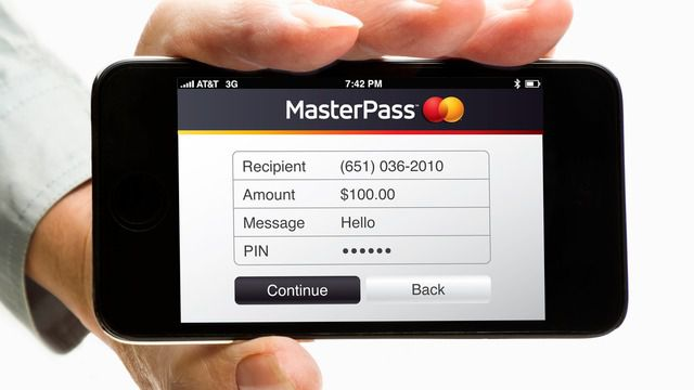 MasterCard's New Digital Wallet Service Will Let You Skip