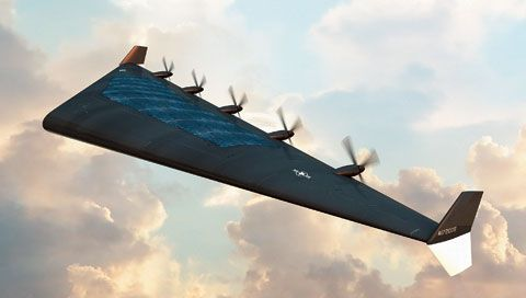 The Top-Secret Warplanes of Area 51   Popular Science
