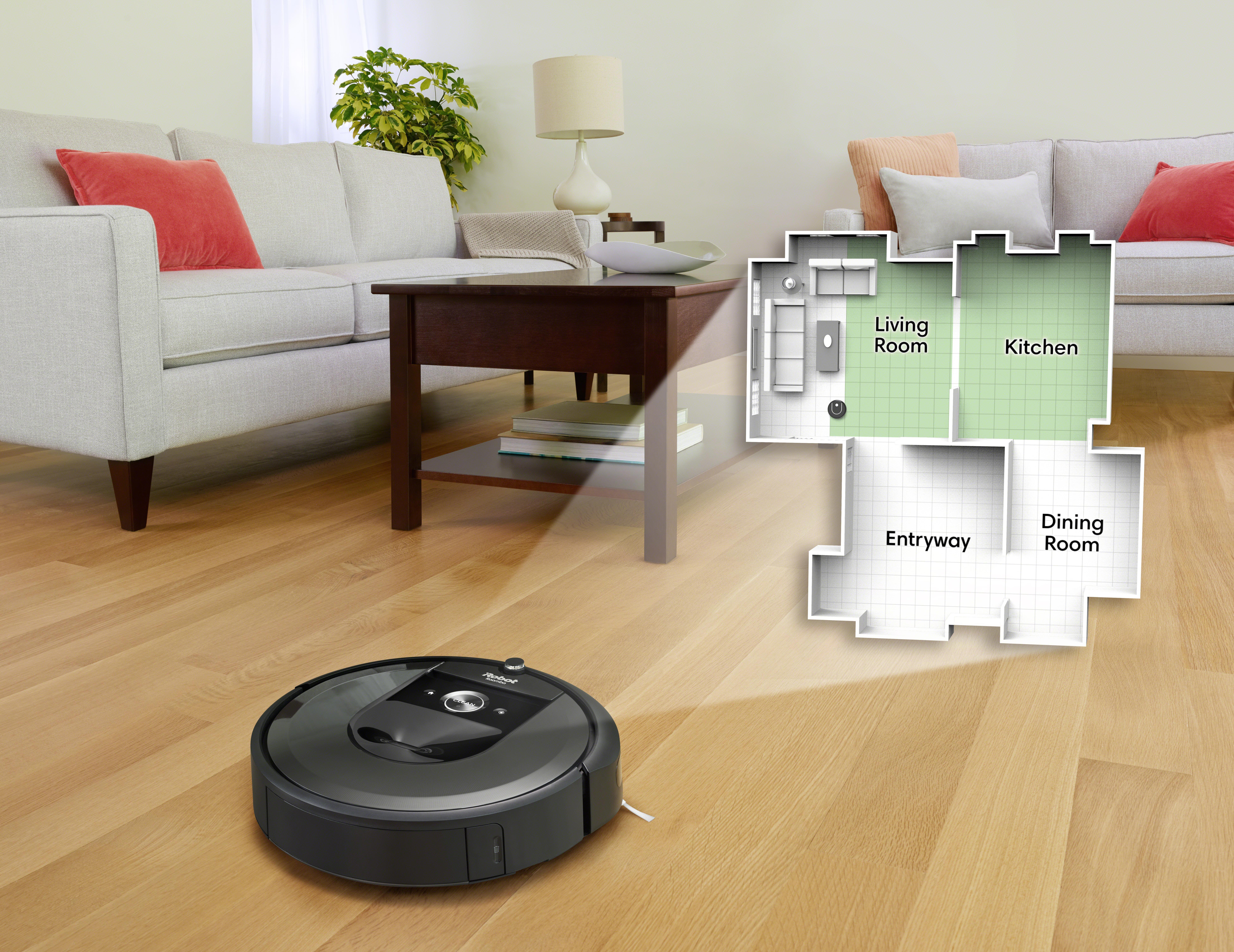Roomba S New Robotic Vacuum Remembers