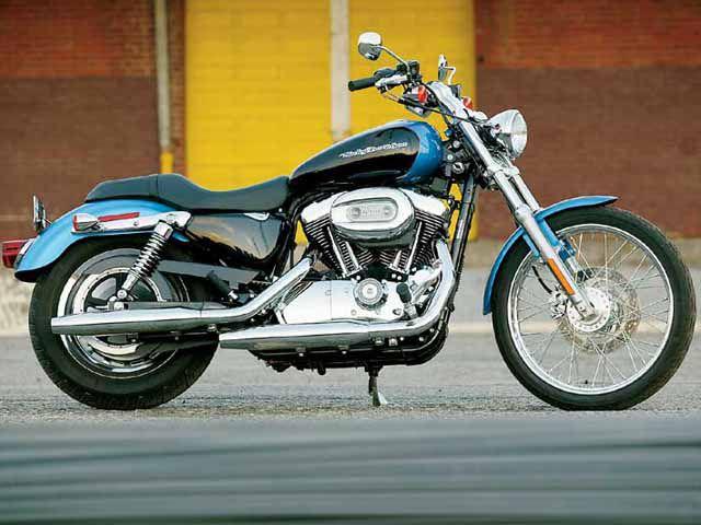 Motorcycle Road Test: Harley-Davidson Sportster XL 1200s