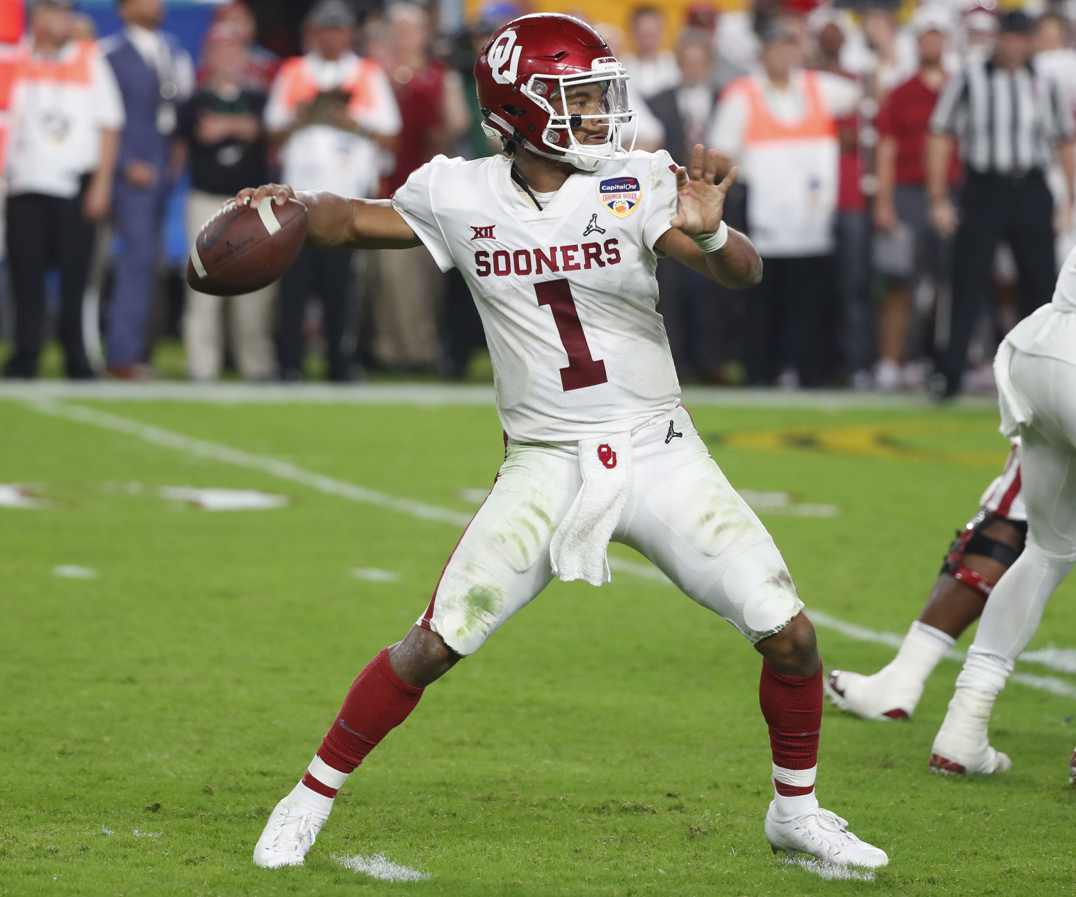 new product e46bc 0a6a8 NFL teams discounting Kyler Murray would be short-sighted ...