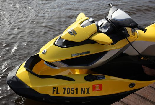 SeaDoo S 255 Horsepower RXT IS The World S Most Advanced