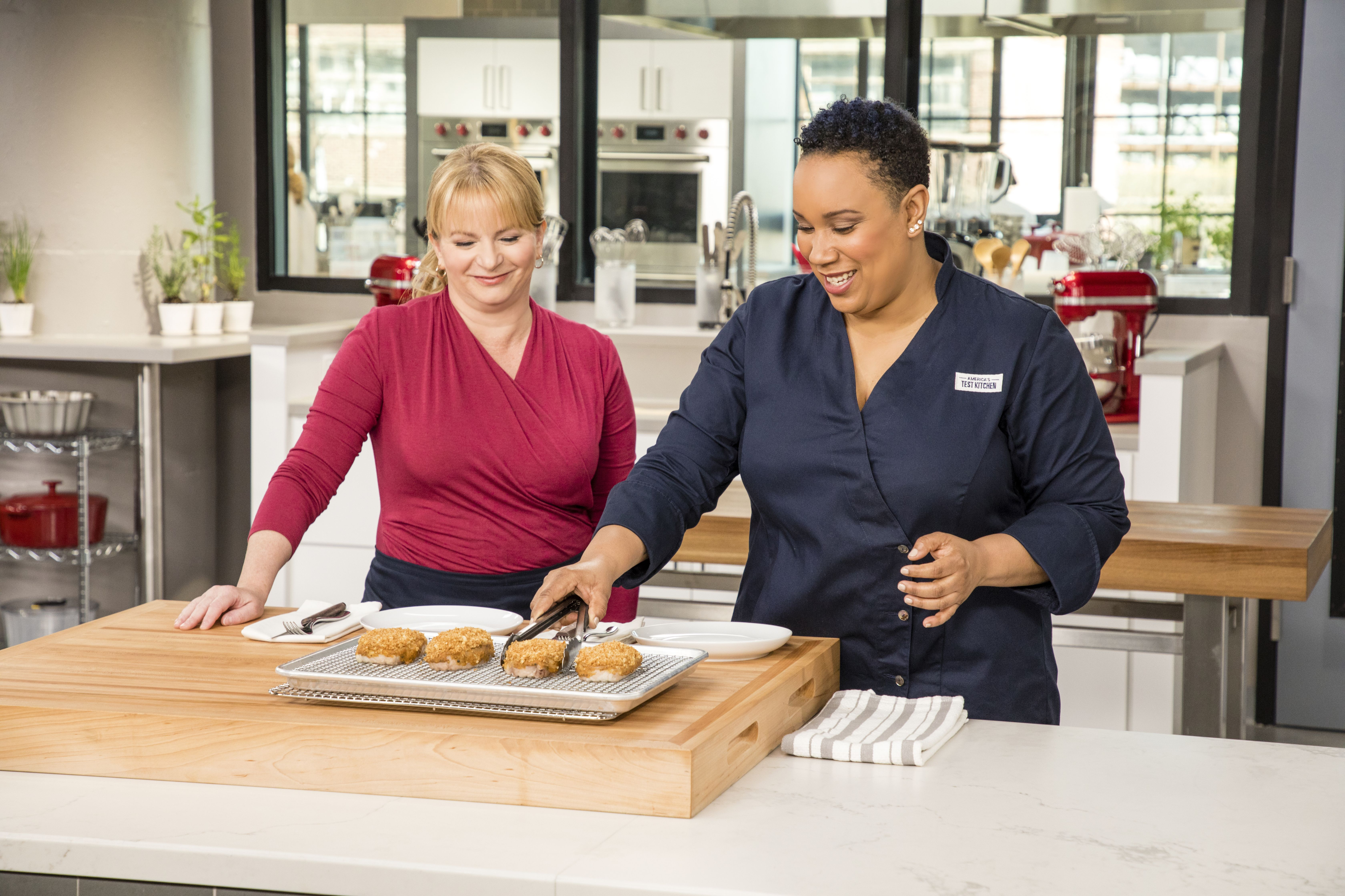 Meet The America S Test Kitchen Star Who Dreams Of Being The Culinary Oprah The Boston Globe