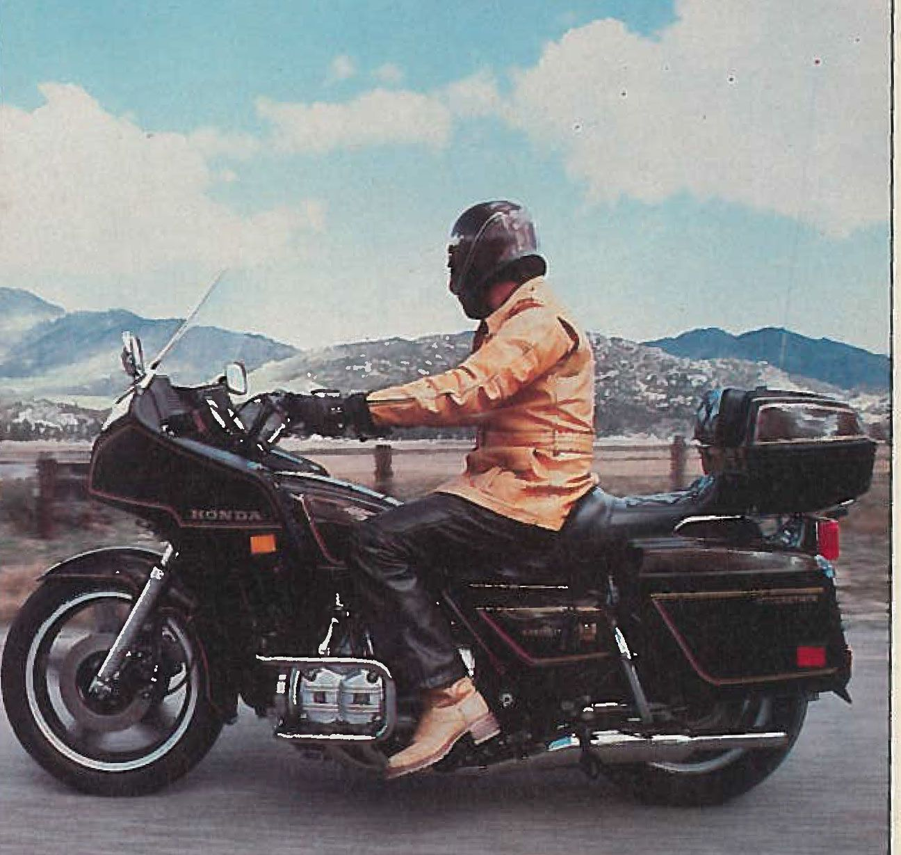 Honda Gold Wing Has Been A Cycle World Ten Best Winner For