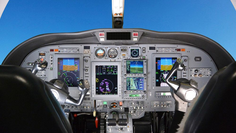 Avidyne Receives STC Certification for IFD 550 in Some