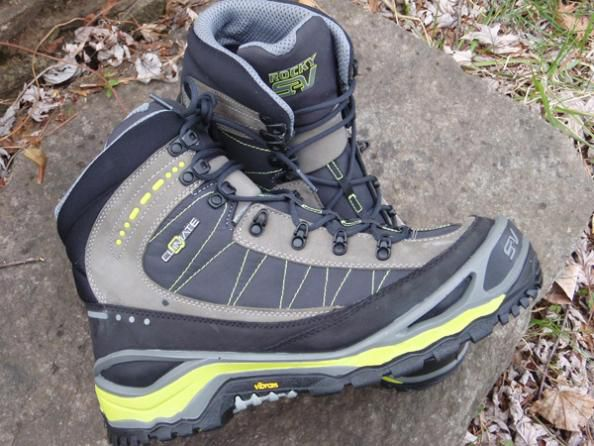 Boot Review Rocky S2v Substratum Outdoor Life