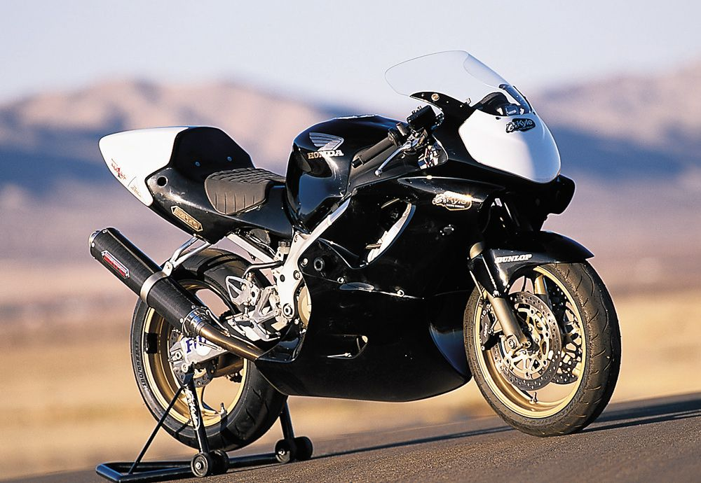Modified Middleweight Comparison: Kyle Racing's Honda CBR600F4—From