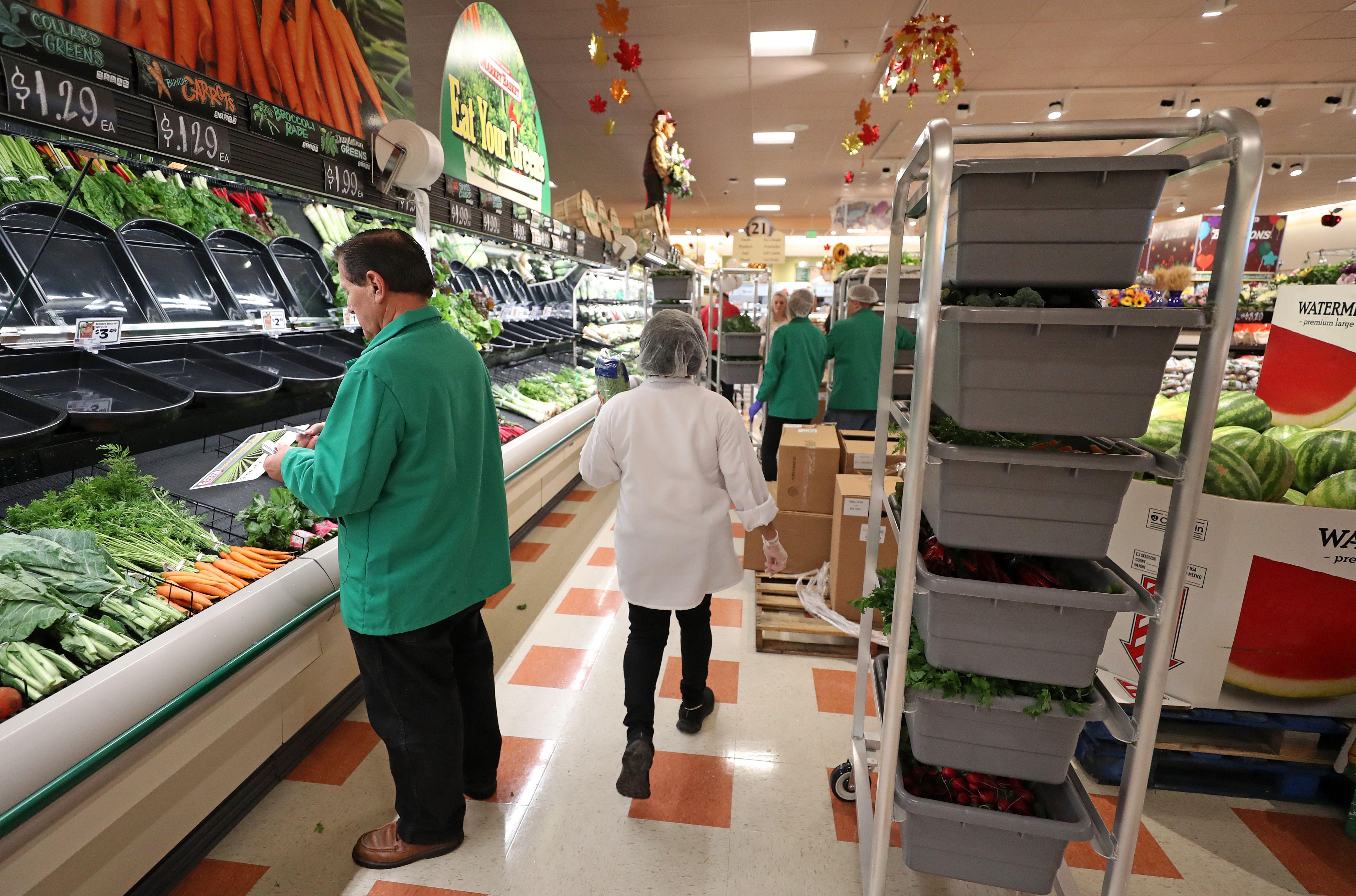 Take a look inside the new Market Basket in Lynn - The