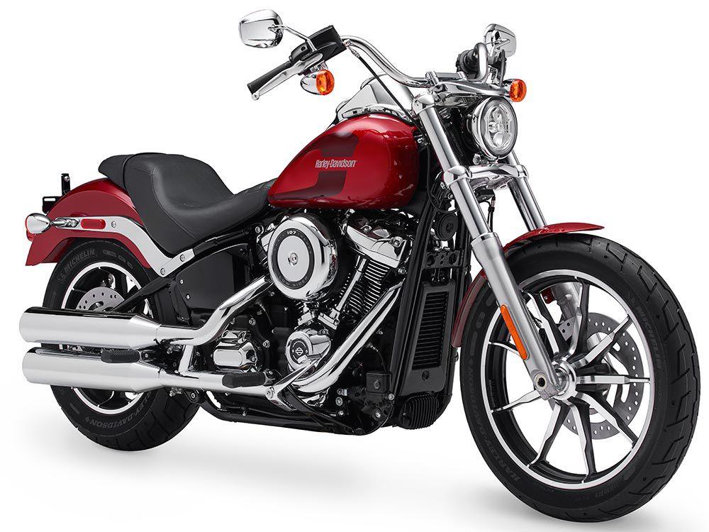 Wondrous This Is The New 2018 Harley Davidson Softail Low Rider Inzonedesignstudio Interior Chair Design Inzonedesignstudiocom