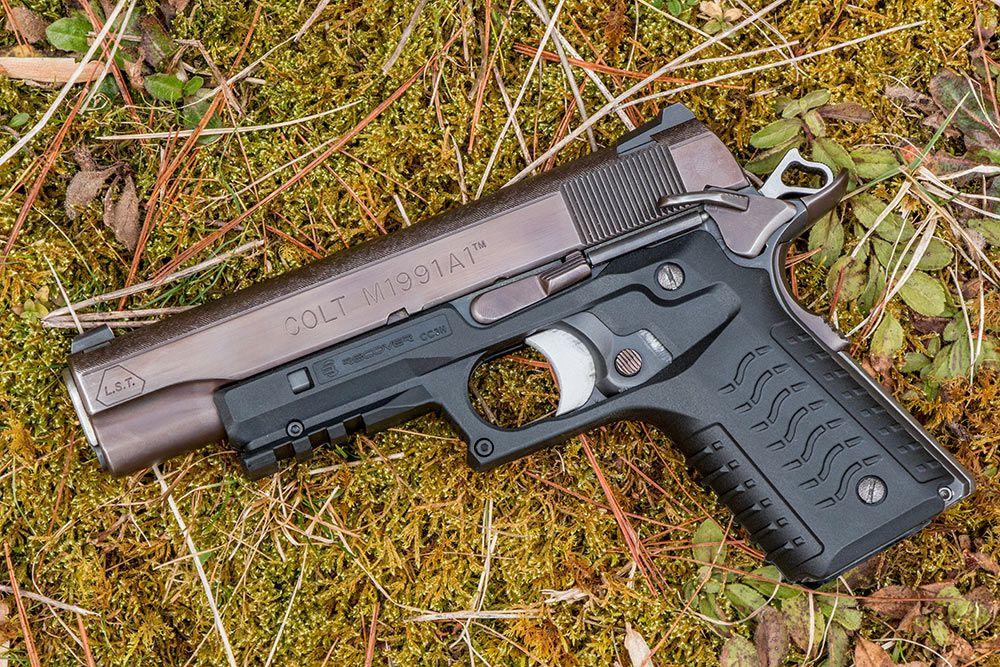 Custom 1911 Pistol Grips | Outdoor Life