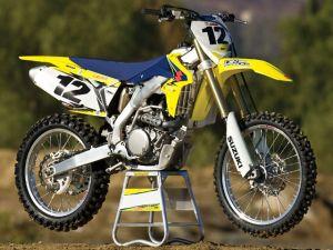 2008 Suzuki RM-Z450 - Dirt Rider Magazine | Dirt Rider