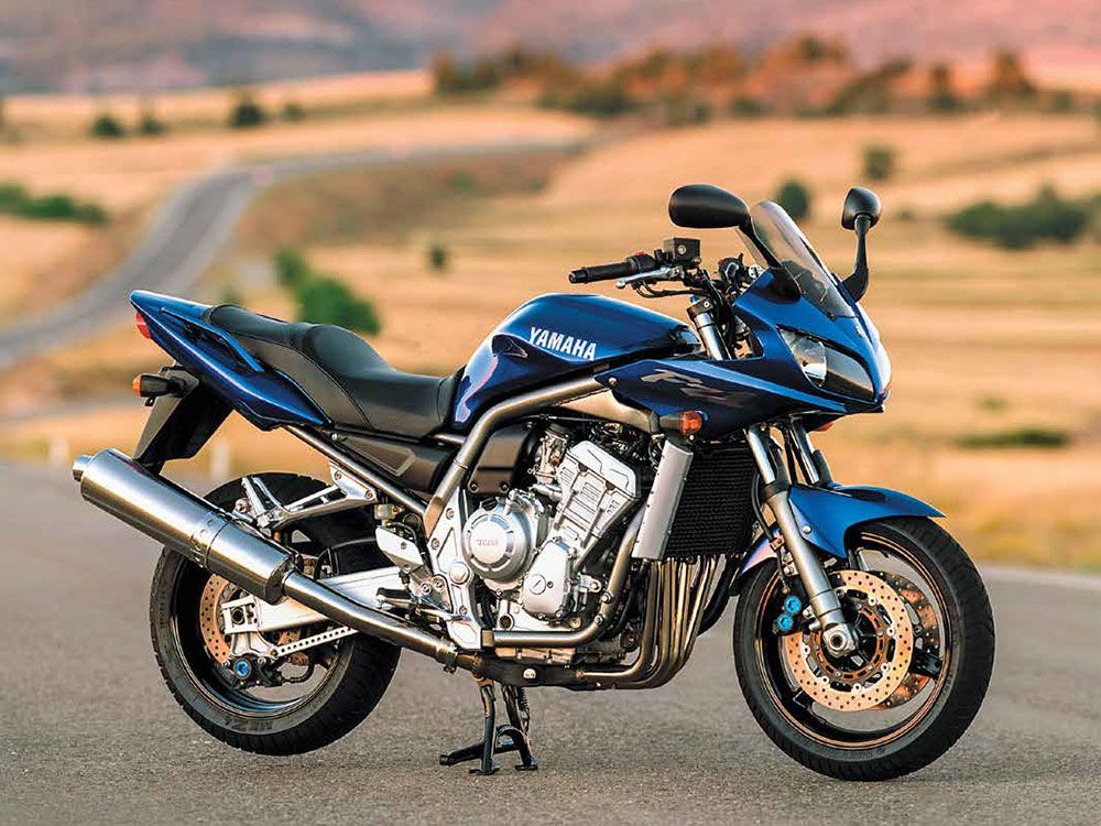 Why The Original Yamaha FZ1 Was So Damn Good | Cycle World