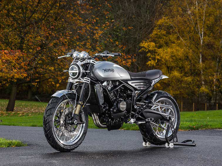Norton's All-New 2019 Atlas Nomad And Ranger - First Look