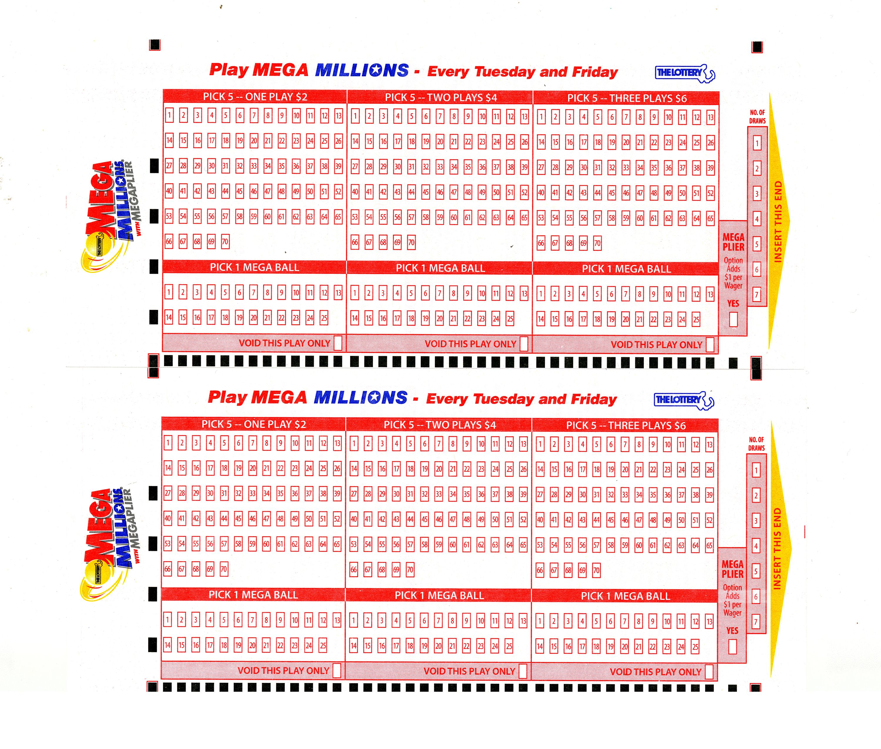 Here's how to play Mega Millions if you've never done it before