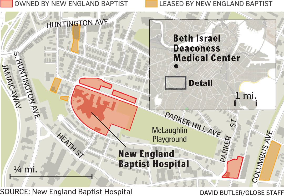 New England Baptist Hospital plans to move - The Boston Globe
