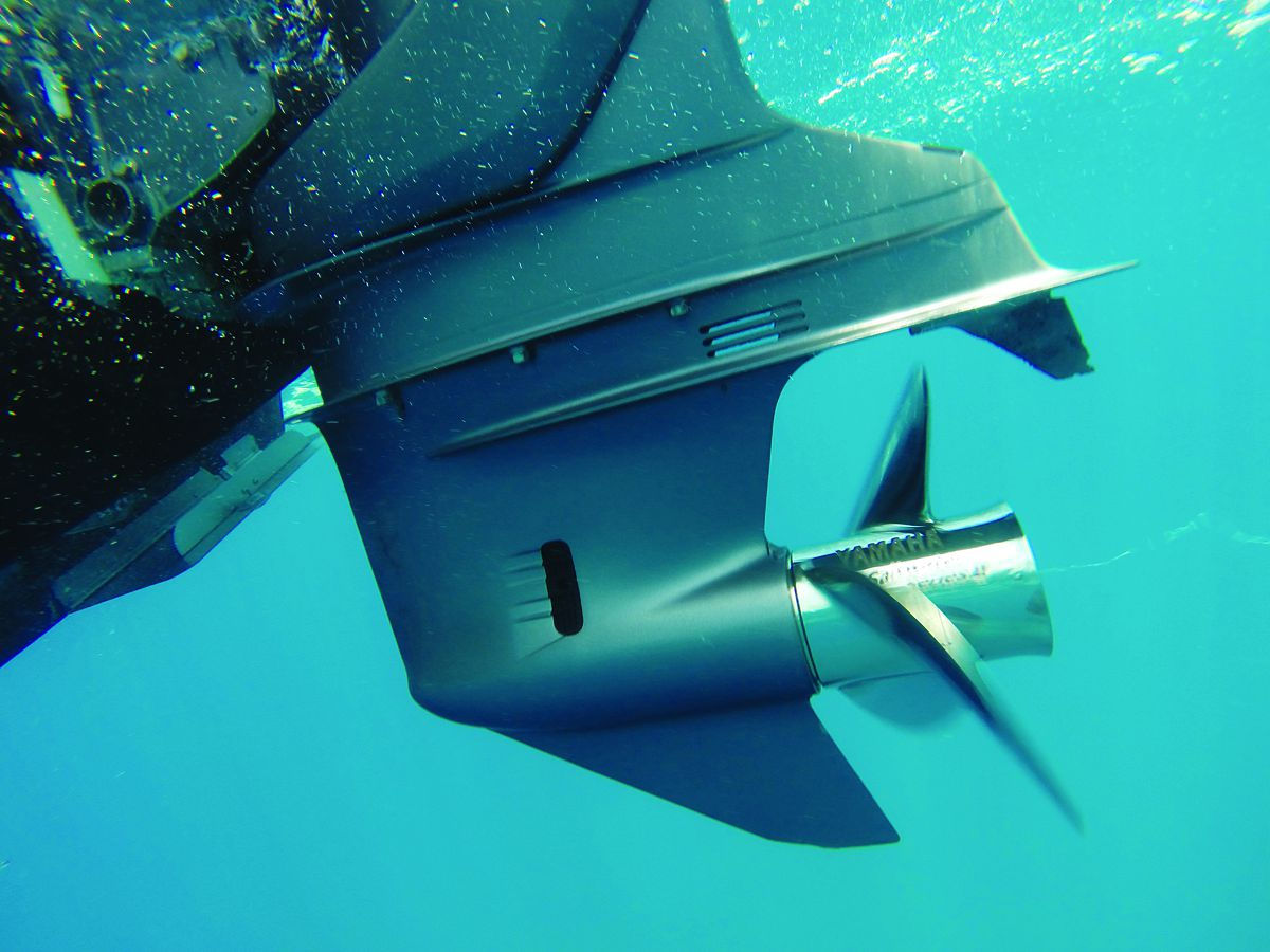 4 Blade or 3 Blade Props: Propeller Choices   Sport Fishing Magazine