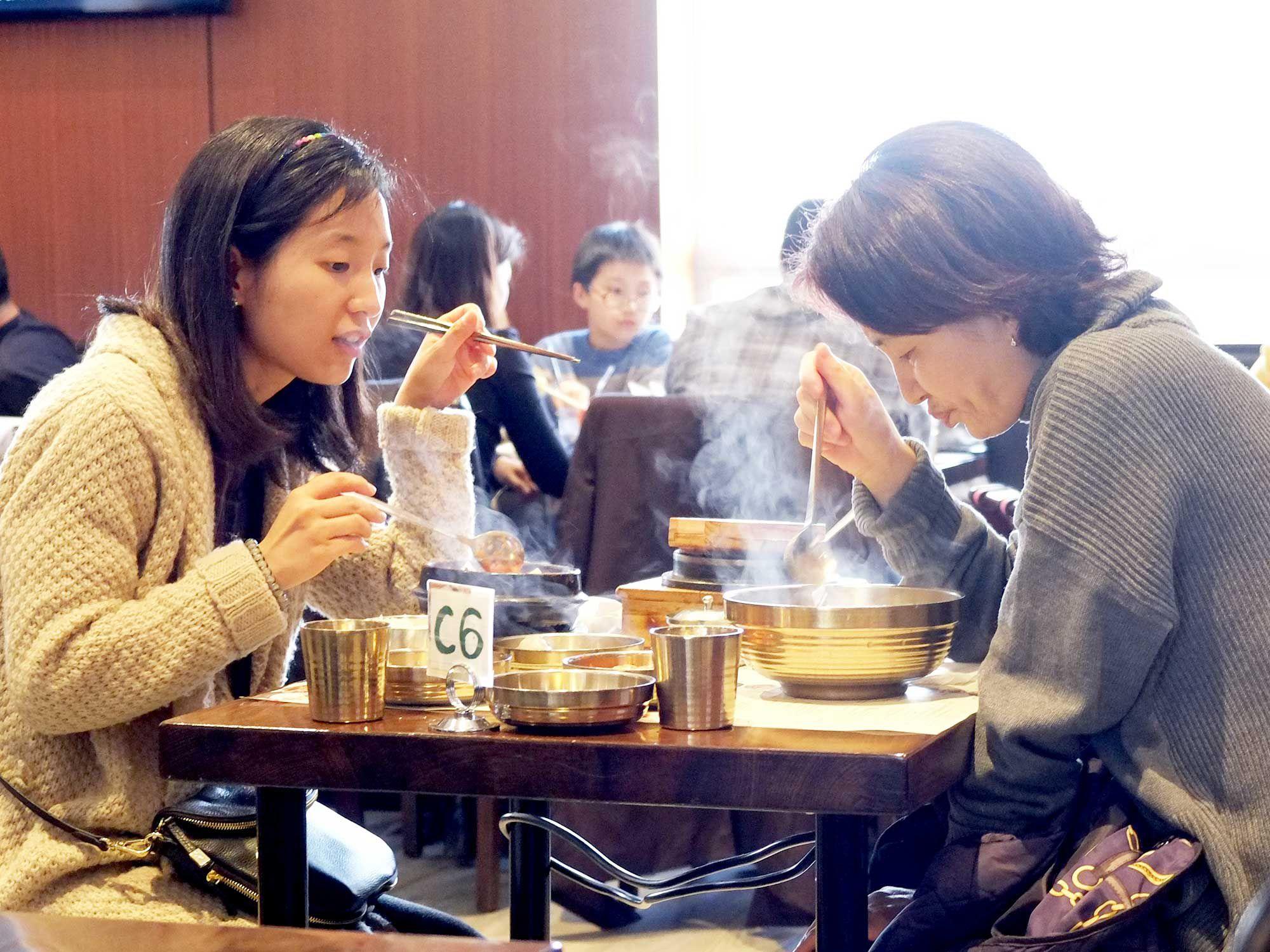 Korean Food In Fort Lee New Jersey