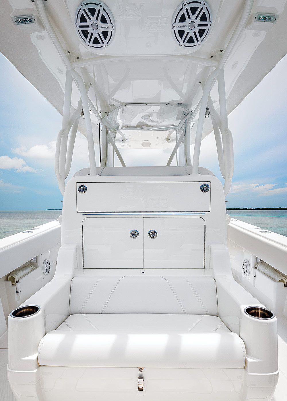 Boat Test: SeaVee 322Z | Salt Water Sportsman