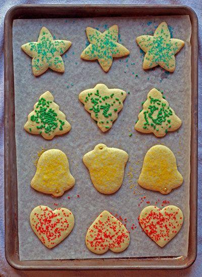 Gluten Free Classic Christmas Cookies Saveur