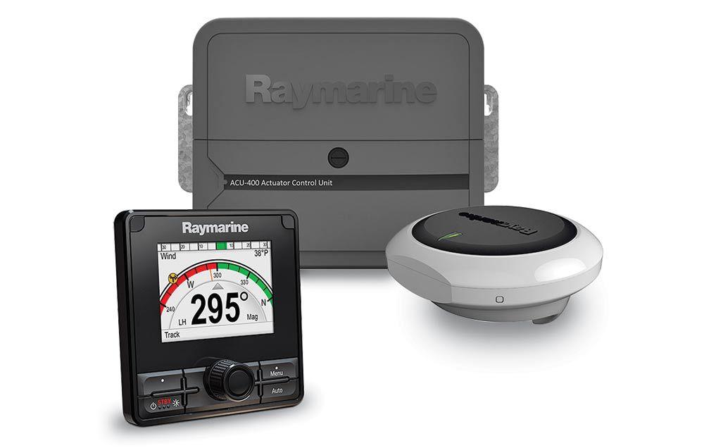Electronics Suites From Garmin, Raymarine, Furuno & Simrad
