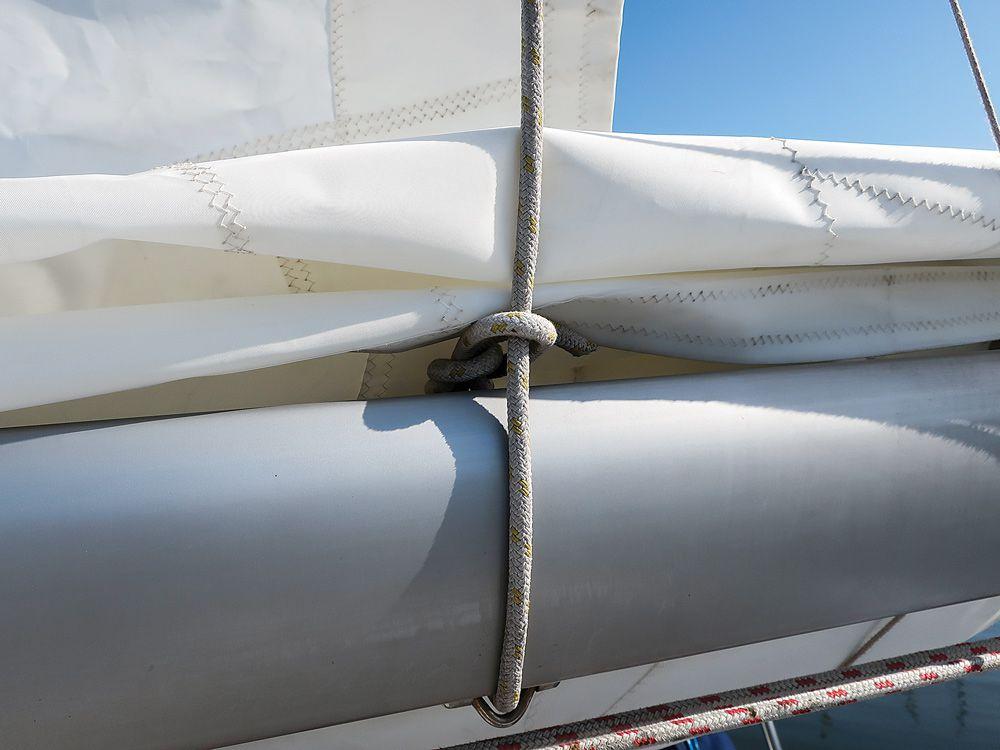 Controlling Your Sails On A Catamaran | Cruising World